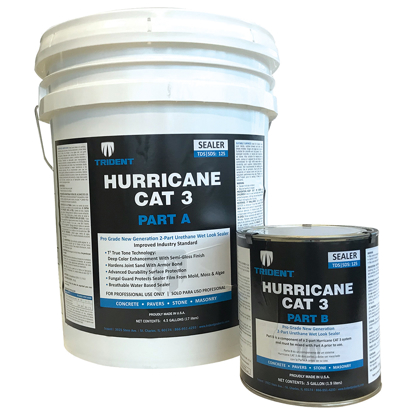 Picture of Hurricane CAT 3